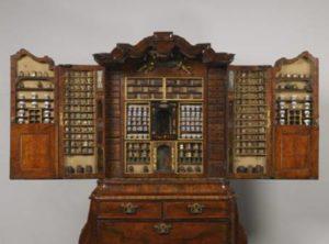 Foto Huisarts apotheek 18e eeuw